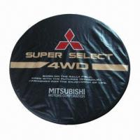 Best PVC Spare/Car Tire Cover, with 30-/32-inch Diameter, Available in Various Colors wholesale