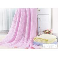 Best Professional Baby Long Bath Towels , Kids Bath Towels Customized Weight wholesale
