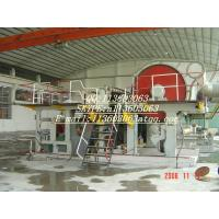 China Single Cylinder And Single Wire Toilet Paper Machine on sale