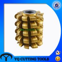 Best Hss coating TIN/TIAIN roller chain sprocket hobs with TUV wholesale