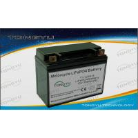 Best BMW Motorcycle LiFePO4 Starter Battery Pack 12V 3500MAH CCA 175A wholesale