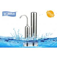Best Multistage Ceramic Countertop Water Filter , Household Countertop Water Purifier wholesale