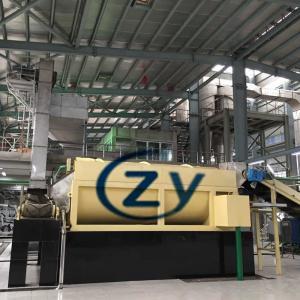 Best Sweet Potato Cassava Starch Processing Equipment / Rotary Washing Machine wholesale