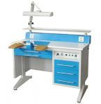 Best EM-LT5 Steel Frame Dental Lab Workstation With Adjustable 3D Lighting System wholesale