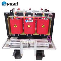 Best Amorphous Cast Resin Transformer With Cooling Fans , Transformer Dry Type wholesale