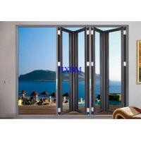 Best Smooth Pushing Aluminum Folding Doors With Weatherproofing And Acoustic Performance wholesale