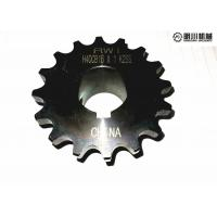 Best High Precision C45 Steel Finished Bore Sprockets Blacken Surface Finish wholesale