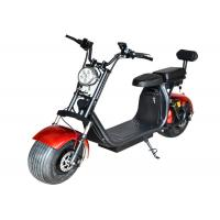 China TM-TX-10-1   45KM/H City Coco Electric Scooter / Electric Motorcycle Scooter Minimum Ground Clearance 110MM on sale