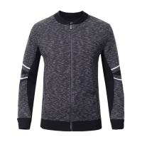 Best Blank Cashmere Mens Winter Cardigan Sweaters Fashionable Style Full Sleeves wholesale