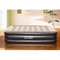 Best Luxury Family Raised Double Size Air air mattress Comfortable Bed  Bedroom Furniture inflatable bed wholesale