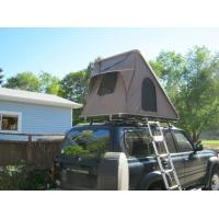 Best Off Road Hard Shell Roof Top Tent Side Open ABS Shell Material For 3-4 Person wholesale