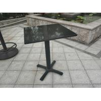 Bistro Table base  Cast Iron Table leg Water proof  Outdoor Furniture Bar Table