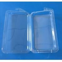 Best Disposable plastic herb packaging container Fruit packaging box with handle Herb packaing box 20 grams wholesale