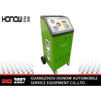 Best CE Refrigerant Recycling Machine, R134a Freon Air Conditioning Machine For Cars wholesale