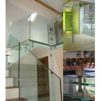 China Railing System Laminated Security Glass With PVB Interlayer on sale