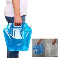 Buy cheap BPA Free Foldable Drinking Bottle / Outdoor Portable Sports Folding Water Bottle product