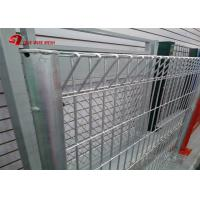 Best PVC Coated Or Galvanized Rolltop Weld BRC Fencing Mesh Panel For Welded Wire wholesale