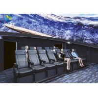 Cheap High Technology Immersive Full Dome Cinema 4D Cinema Dome Projection With 14 for sale