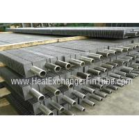 Buy cheap A213 TP304 / TP304L Stainless Steel H Fin Welded Heat Exchanger Finned Tube product