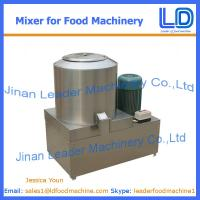 Best Stainless steel Mixers for food machinery in China wholesale