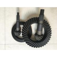 Best High Precision Helical Bevel Gear Crown Wheel Pinion For Hino Carbon Steel Material wholesale