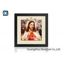 Best 3D/5D Effect Lenticular Flips Pictures With Frame 30x40 CM For Indoor Decoration wholesale