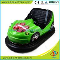 Cheap Sibo Coin Pusher Entertainment Arcade Bumper Car for Children Kids Battery for sale