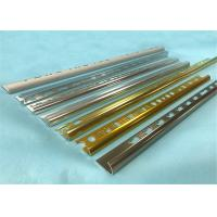 Best Customized Color Aluminium Floor Strips With 5 Years Warranty wholesale