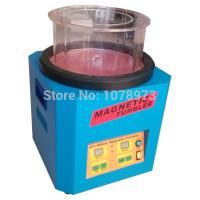 Best 1300g Capacity 220V Jewelers Tools Jewellery Magnetic Tumbler Extra Large Ring Jewelry Pol wholesale