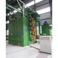 China Steel Casting Hanger Type Shot Blasting Machine for Coating Removal on sale