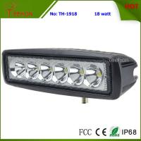 Best 18W Offroad LED Work Lamp Headlight, DRL for SUV, Auto LED Light Head Lamp, for Motorcycle wholesale