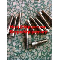 Best stainless steel 310H round head bolt wholesale