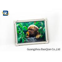 Best Stereograph Printing 3D Animals Images , 3D Lenticular Photo Home Wall Decor wholesale