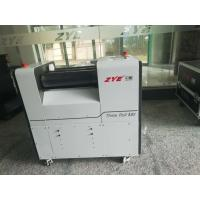 China White Automatic Three Roll Mill 3 Rolling And Grinding Machine on sale