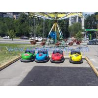 Best Kids Indoor Playground Game Car , Electronic Kids Indoor Games Battery Bumper Cars For Kid wholesale