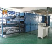 Best Polyester Wadding Thermal Bonding Machine High Speed Electricity Heating wholesale