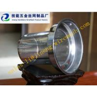 China Hot sell stainless steel mesh teapot strainer filters on sale