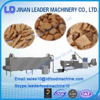 China Soya protein food extrusion machinery on sale