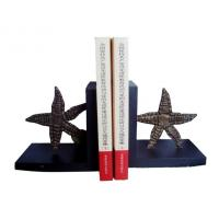 Best metal bookends with pattern wholesale
