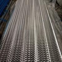 Best perforated O gratings for flooring and roof walkway gratings wholesale