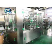 China Soft Drink Can Beer Filling Line  Stainless Steel Structure Rotary Bottle Filler on sale