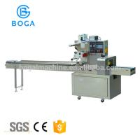 Best Full stainless steel 304 sami-automatic flow type fork and spoon packing machine factory customize wholesale