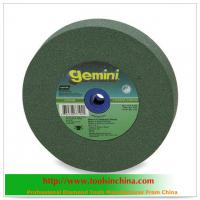 Best Green Silicon Carbide Grinding Stone Wheel wholesale