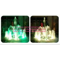 Buy cheap Portable Garden Decoration Dancing Water Fountain Stainless Steel Piping product