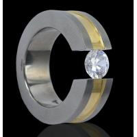 China High Quality Titanium ring jewelry for man on sale