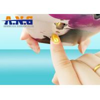 China NFC Passive Rfid Tags 13.56MHZ , finger nail LED rfid tag small sticker Samsung on sale