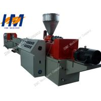 China PVC PU Plastic Pipe Extrusion Line High Performance For Soft PVC Hose Making on sale