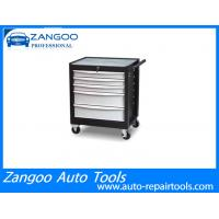 Best 5 Drawer Rolling Tool Cabinet , Economy Metal Mobile Tool Cabinet wholesale