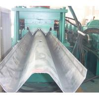 China Expressway Crash Barrier Roll Forming Machine & Highway Guard Rail Equipment Production Line Manufacturer China on sale