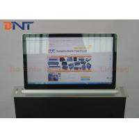 Best Luxury Conference Tabletop LCD Monitor Lift with 21.5 FHD Touch Screen wholesale